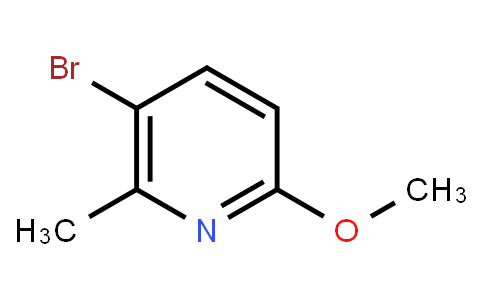 AM10297 | 126717-59-7 | 5-Bromo-6-methyl-2-methoxypyridine