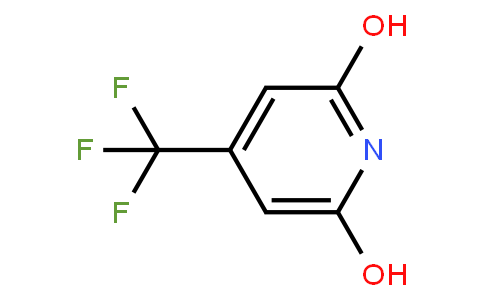 2,6-dihydroxy-4-trifluoromethylpyridine