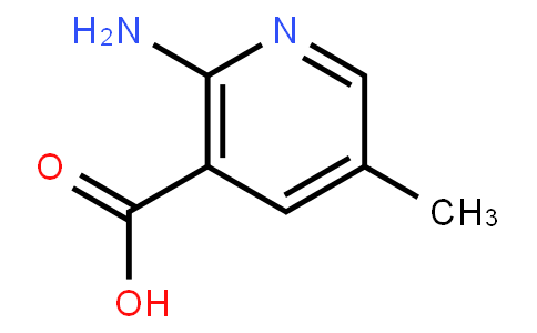 2-Amino-5-methylnicotinic acid