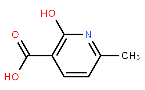 2-Hydroxy-6-methylnicotinic acid