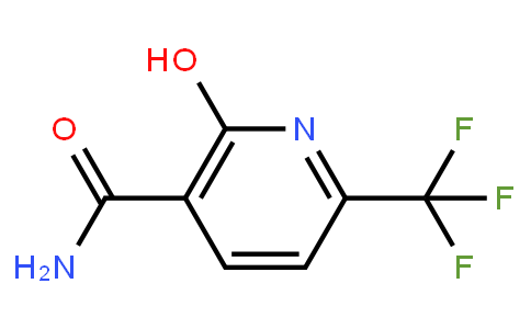 2-Hydroxy-6-(trifluoromethyl)nicotinamide