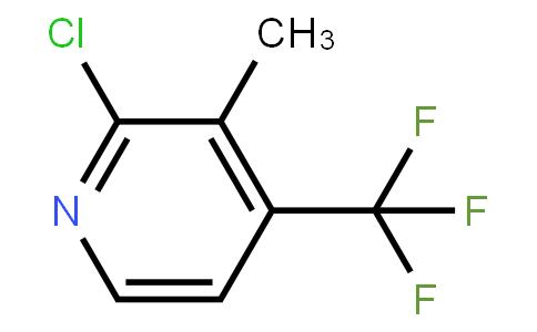 2-Chloro-3-methyl-4-(trifluoromethyl)pyridine