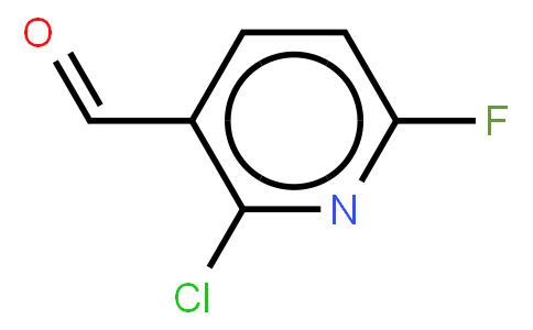 2-chloro-6-fluoronicotin