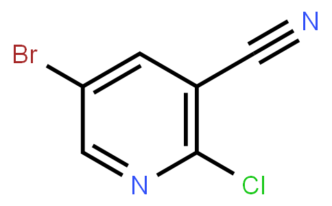 5-bromo-2-chloro-nicotinonitrile