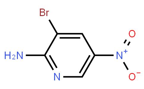 2-amino-3-bromo-5-nitropyridine
