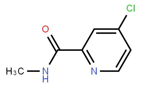 N-Methyl-4-chloropyridine-2-carboxamide