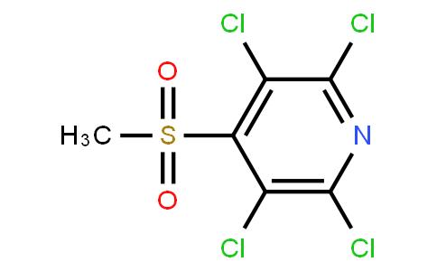 Methyl 2,3,5,6-tetrachloro-4-pyridyl sulfone