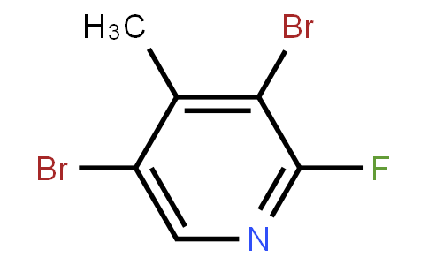AM10468 | 1000340-01-1 | 3,5-dibromo-2-fluoro-4-methylpyridine