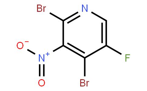 AM10488 | 884494-91-1 | 2,4-Dibromo-5-Fluoro-3-Nitropyridine