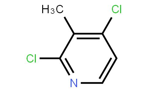 2,4-Dichloro-3-Methylpyridine
