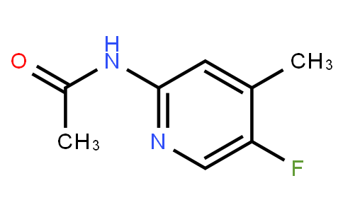AM10517 | 475060-21-0 | 2-Acetamido-5-Fluoro-4-Methylpyridine