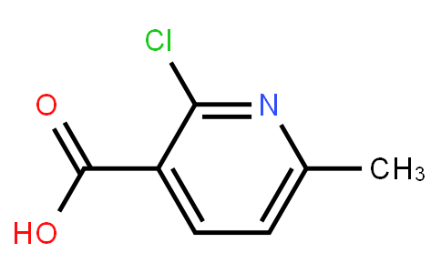 2-Chloro-6-Methylpyridine-3-Carboxylic Acid