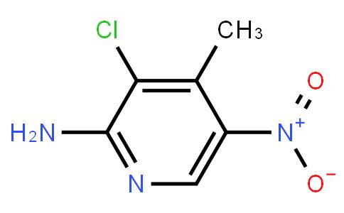 2-Amino-3-Chloro-4-Methyl-5-Nitropyridine