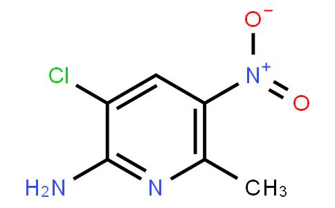2-Amino-3-Chloro-6-Methyl-5-Nitropyridine