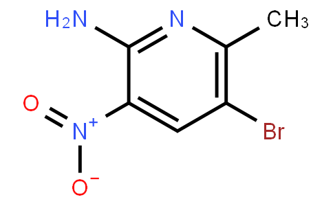 AM10528 | 68957-50-6 | 2-Amino-5-Bromo-6-Methyl-3-Nitropyridine