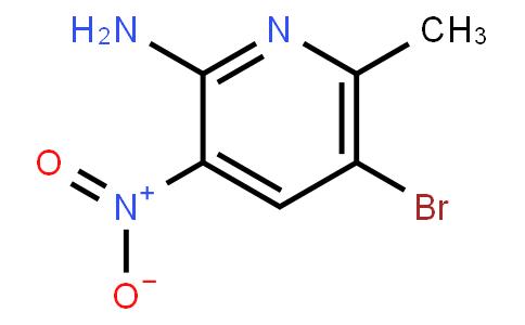 2-Amino-5-Bromo-6-Methyl-3-Nitropyridine