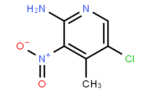 2-Amino-5-Chloro-4-Methyl-3-Nitropyridine