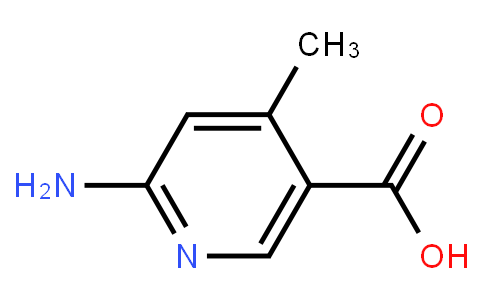2-Amino-4-Methyl-5-Pyridinecarboxylic Acid