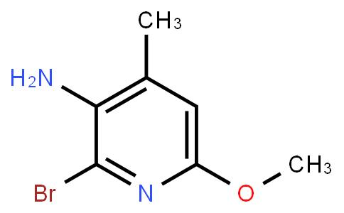AM10540 | 135795-51-6 | 3-Amino-2-Bromo-6-Methoxy-4-Methylpyridine