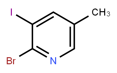AM10551 | 65550-82-5 | 2-Bromo-3-Iodo-5-Methylpyridine