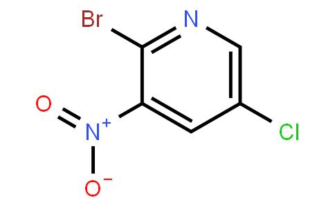 2-Bromo-5-Chloro-3-Nitropyridine