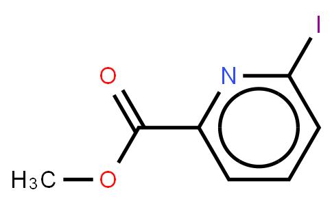 6-Iodopicolinate-2-Carboxylic Acid Methyl Ester
