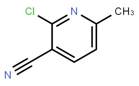 2-Chloro-6-Methyl-3-Pyridinecarbonitrile