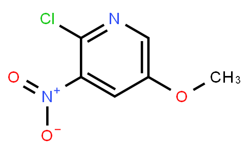 AM10591 | 1003711-55-4 | 2-Chloro-5-Methoxy-3-Nitropyridine