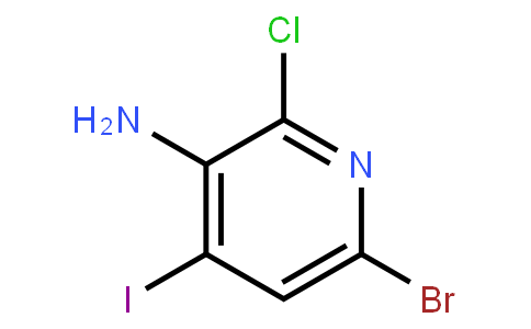 AM10596 | 1138444-29-7 | 3-Amino-6-Bromo-2-Chloro-4-Iodopyridine