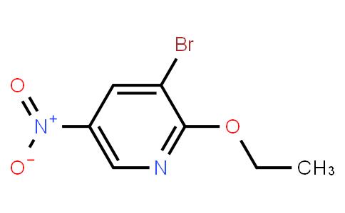 AM10606 | 74919-31-6 | 3-Bromo-2-Ethoxy-5-Nitropyridine