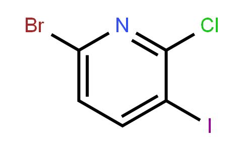 6-Bromo-2-Chloro-3-Iodopyridine