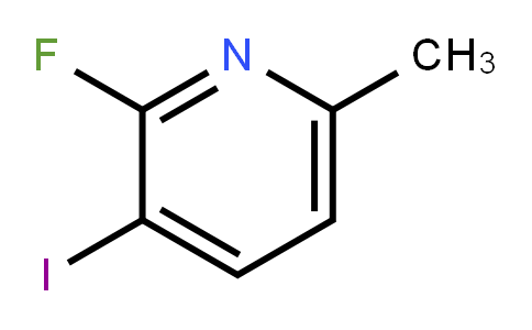 AM10616 | 884494-48-8 | 2-Fluoro-3-Iodo-6-Methylpyridine
