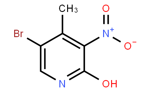 5-Bromo-2-Hydroxy-4-Methyl-3-Nitropyridine