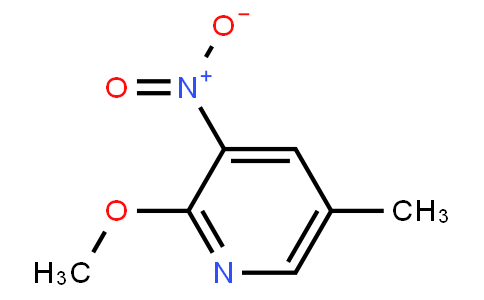 2-Methoxy-5-Methyl-3-Nitropyridine