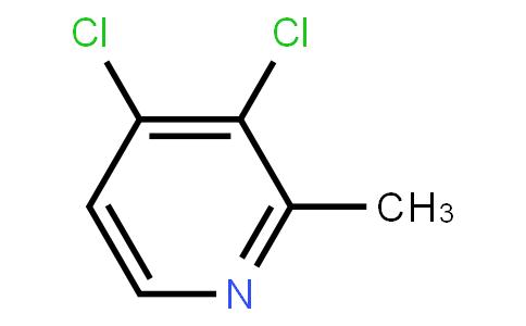 3,4-Dichloro-2-Methylpyridine