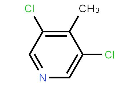 3,5-Dichloro-4-Methylpyridine
