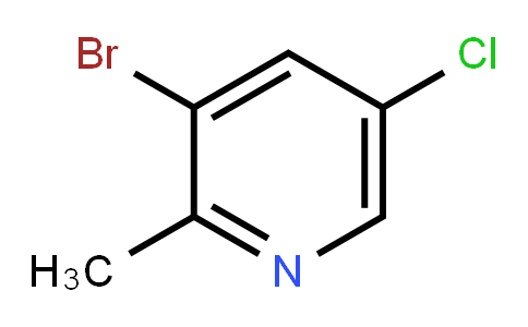 AM10691 | 131036-39-0 | 3-Bromo-5-Chloro-2-Methylpyridine