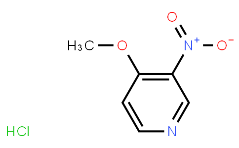 4-Methoxy-3-Nitropyridine Hcl