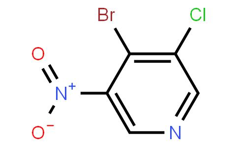 4-Bromo-3-Chloro-5-Nitropyridine