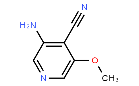 AM10766 | 1045855-60-4 | 3-Amino-5-Methoxyisonicotinonitrile
