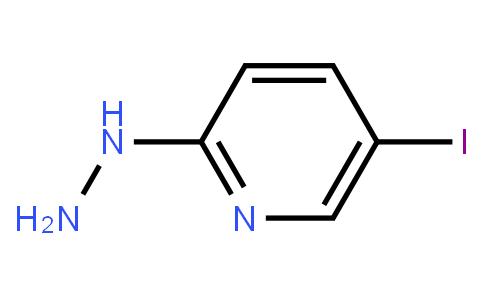 2-Hydrazinyl-5-iodoPyridine