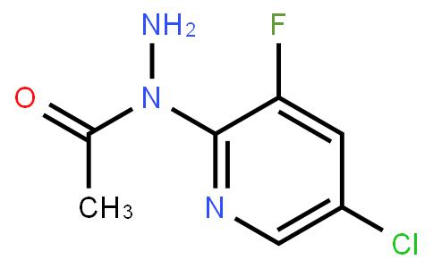AM10781 | 1150561-82-2 | 2-(N-Acetyl Hydrazino)-5-Chloro-3-Fluoropyridine