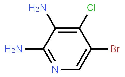 AM10783 | 1131604-99-3 | 2,3-Diamino-5-Bromo-4-Chloropyridine