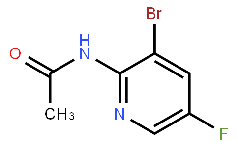 AM10809 | 1065074-95-4 | 2-Acetamido-3-Bromo-5-Fluoropyridine