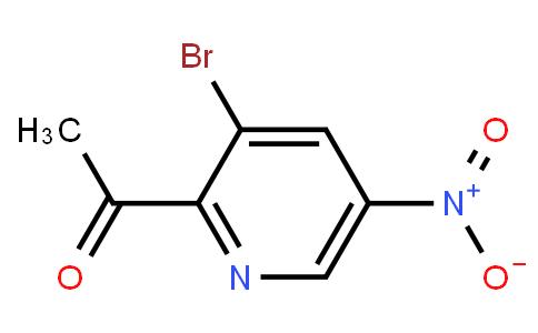 AM10815 | 2-Acetyl-3-Bromo-5-Nitropyridine