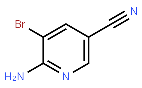 2-Amino-3-Bromo-5-Cyanopyridine