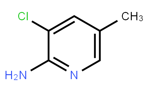 AM10833 | 31430-41-8 | 2-Amino-3-Chloro-5-Methylpyridine