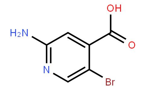 AM10843 | 1000339-23-0 | 2-Amino-5-Bromo Iso Nicotinic Acid