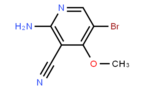 AM10850 | 951884-75-6 | 2-Amino-5-Bromo-4-Methoxy Nicotinonitrile