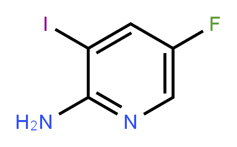 2-Amino-5-Fluoro-3-Iodopyridine